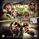 Three 6 Mafia vs. 8Ball & MJG - Battle For Supremacy mixtape cover art