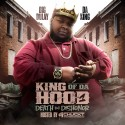 Big Dulay The King - King Of Da Hood mixtape cover art