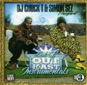 Best of Outkast Instrumentals mixtape cover art