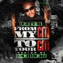 Citi B - From My Citi To You Citi mixtape cover art