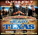 Deep In The Heart Of Texas, Vol. 1 (Hosted By Trae) mixtape cover art