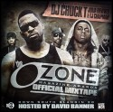 Down South Slangin' 28 (Hosted by David Banner) mixtape cover art