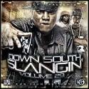 Down South Slangin', Vol. 29 mixtape cover art