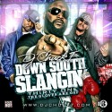 Down South Slangin, Vol. 31 (The Gloves Are Off) mixtape cover art