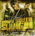 Down South Slangin 34 mixtape cover art