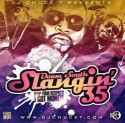 Down South Slangin 35 mixtape cover art