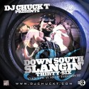 Down South Slangin' 36 mixtape cover art
