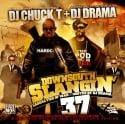 Down South Slangin' 37 mixtape cover art