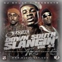 Down South Slangin', Vol. 42 mixtape cover art