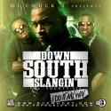 Down South Slangin' Vol. 46 mixtape cover art
