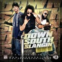 Down South Slangin' 48 mixtape cover art