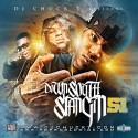 Down South Slangin 51 mixtape cover art