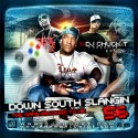 Down South Slangin 56 mixtape cover art