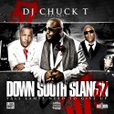 Down South Slangin 57 mixtape cover art