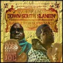 Down South Slangin' (Rick Ross vs. Yung Joc) mixtape cover art
