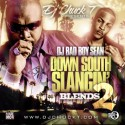 Down South Slangin' Blends 2 mixtape cover art