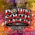 Down South Slangin Classics, Vol. 2 mixtape cover art