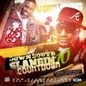 Down South Slangin Countdown 10 mixtape cover art