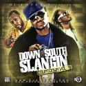 Down South Slangin' Countdown, Vol. 9 mixtape cover art