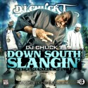 Down South Slangin Instrumentals, Vol. 10 mixtape cover art