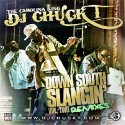Down South Slangin' Remixes, Vol. 2 mixtape cover art