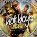 The Hot Boys - The Fire Never Dies mixtape cover art