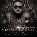 King Carter - Game Of Thrones mixtape cover art