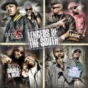 Legends Of The South (Bonus CD) mixtape cover art