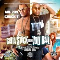 Mr. 704 - Gotta Stack Before You Ball mixtape cover art