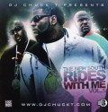 The New South Rides With Me, Vol. 5 mixtape cover art