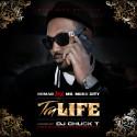 Nomad - Tru Life mixtape cover art