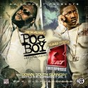 Poe Boy Ent. Vs. Block Ent. mixtape cover art