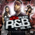 Sexxxplicit R&B, Vol. 24 mixtape cover art