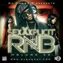Sexxxplicit R&B, Vol. 30 mixtape cover art
