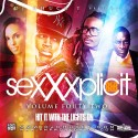 Sexxxplicit R&B, Vol. 42 mixtape cover art