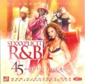 Sexxxplicit R&B 45 mixtape cover art