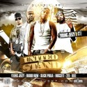 Young Jeezy & CTE - United We Stand mixtape cover art