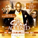 Akon & Konvict Music - We Stand Accused mixtape cover art