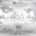 The Commission 2 (The Brooklyn Way) mixtape cover art