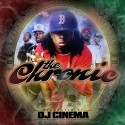 The Chronic mixtape cover art