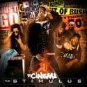 The Stimulus mixtape cover art