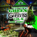 Green Goblins 2 mixtape cover art