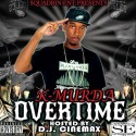 K Murda - Overtime mixtape cover art