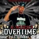 K Murda - Overtime mixtape cover art