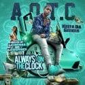KeefaDaGeeker - A.O.T.C. mixtape cover art