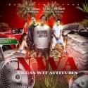 N.W.A. 3 (Niggas Wit Attitudes)  mixtape cover art