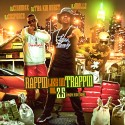 Rappin Like I'm Trappin 2.5 (Indy Edition) mixtape cover art