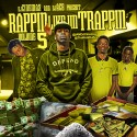 Rappin Like I'm Trappin 5 mixtape cover art
