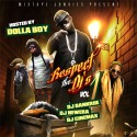 Respect The Dj's (Hosted By Dolla Boy) mixtape cover art
