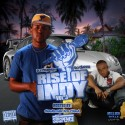 Rise Of The Indy 3 (Hosted By Sebastian Ace Caira) mixtape cover art
